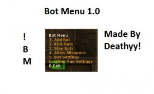 Bot Menu (BM) Screenshot