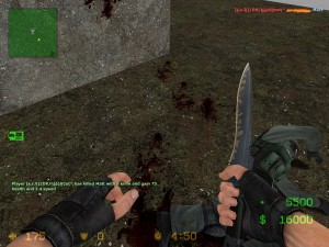 knife gaining Screenshot