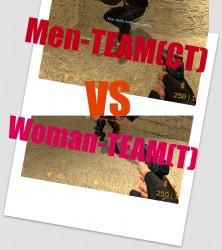 Men vs Women Screenshot