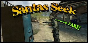 Santas Seek - Der Hide N Seek Mod für jedermann! Screenshot