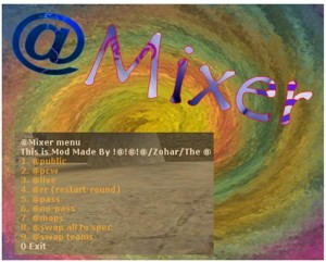 @mixer ScreenShot