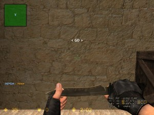 Timer for CS:S(Eng) ScreenShot