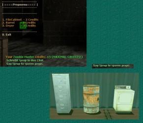 Propmenu v.1.2 C [Python] Screenshot