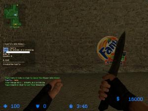 Player Info ScreenShot