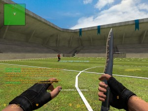 New css soccer for orangebox ScreenShot