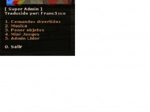 Super Admin en Español Screenshot