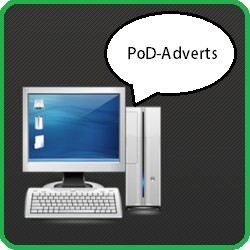 PoD-Adverts [With many colors] ScreenShot
