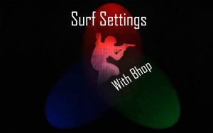 Surf Settings Screenshot