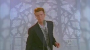 Rickrolled :P ScreenShot