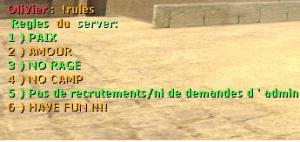 RulesModule Screenshot