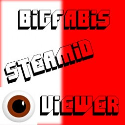bigfabi´s SteamID Viewer Screenshot