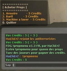 Propmenu FR ScreenShot