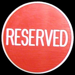 || Reserved Slots || Screenshot