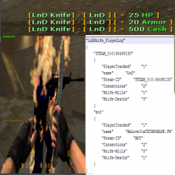 LnD Knife ScreenShot
