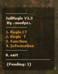 RegleBJ ScreenShot