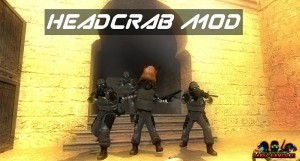 HeadCrab mod ( Beta 2 ) Screenshot