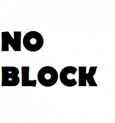 NoBlock Screenshot