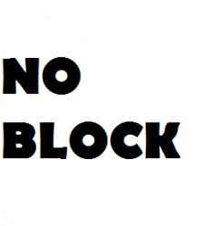 NoBlock Screenshot