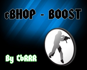 cBHOP - BOOST  Screenshot