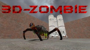 3D-Zombie Screenshot