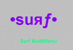 Surf MultiMenü  Screenshot