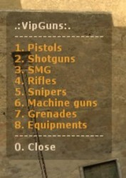 Vip Guns Screenshot