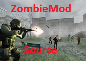 ZombieMod:Source Screenshot