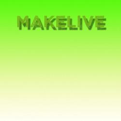MakeLive ScreenShot
