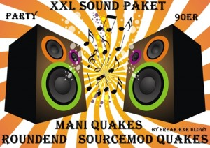 XXL 90er Party Roundend and Quakes ScreenShot