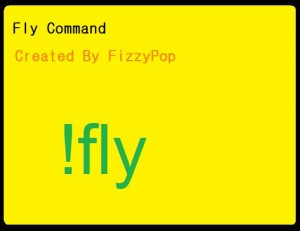 |Fly| Command Screenshot