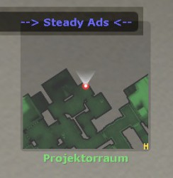 Steady Ads Screenshot
