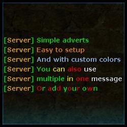 Simple Adverts Screenshot