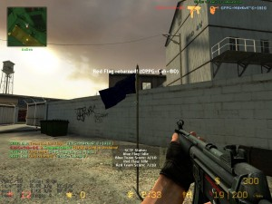 SCTF -Capture The Flag- Screenshot
