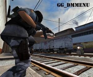GG DM Menu Screenshot