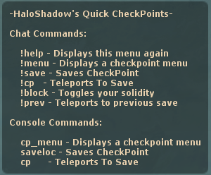 Quick Climbing CheckPoints ScreenShot