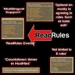 ReadRules ScreenShot