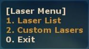 SimpleLasers Screenshot