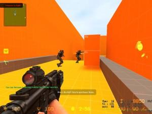 Specnaz Class for CS:S Screenshot